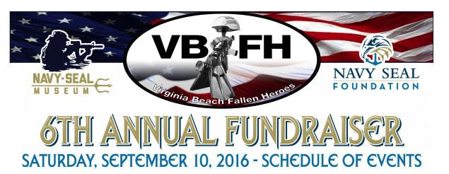 6th Annual VBFH Fundraiser Flyer