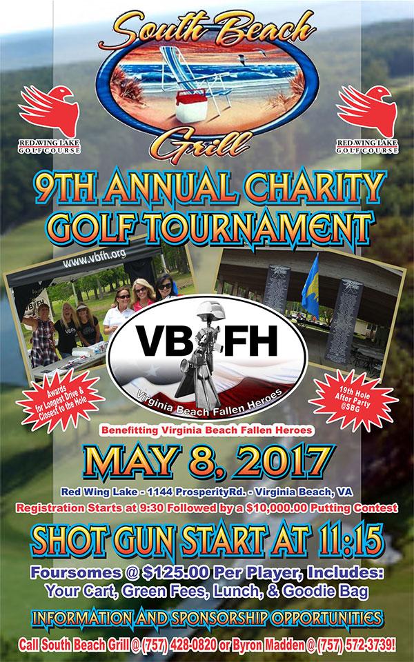 South Beach Grill Golf Tournament